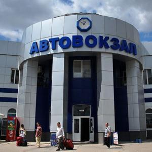 Автовокзалы Мурмашов