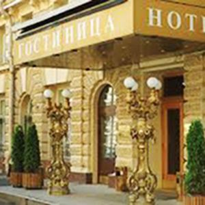 Гостиницы Мурмашов