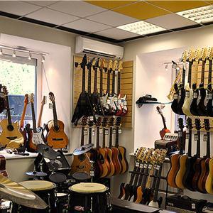 Музыкальные магазины Мурмашов