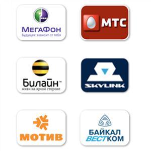 Операторы сотовой связи Мурмашов