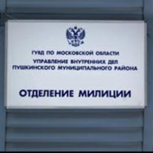 Отделения полиции Мурмашов