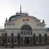 Железнодорожные вокзалы в Мурмашах