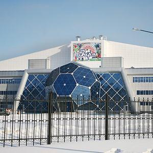 Спортивные комплексы Мурмашов