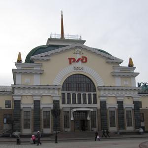 Железнодорожные вокзалы Мурмашов